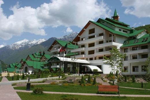 гранд отель поляна сочи фото